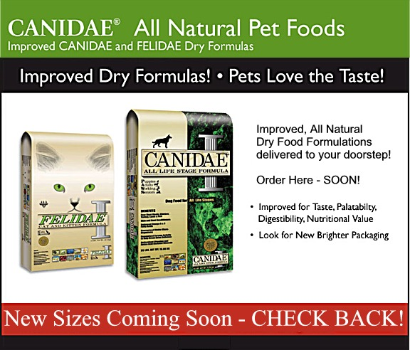 Canidae coupons